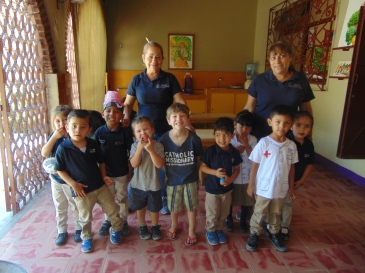 Benny & Luke's school in MX