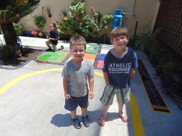 Luke & Benny